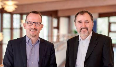 Herr Vuk, Fachbereichsleiter Kultur und Sport/ Geschäftsführer VPG GmbH und Herr Herbst, Geschäftsführer Herbst Genussmanufaktur GmbH