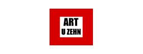 Logo der Künstlergruppe ART-U-ZEHN
