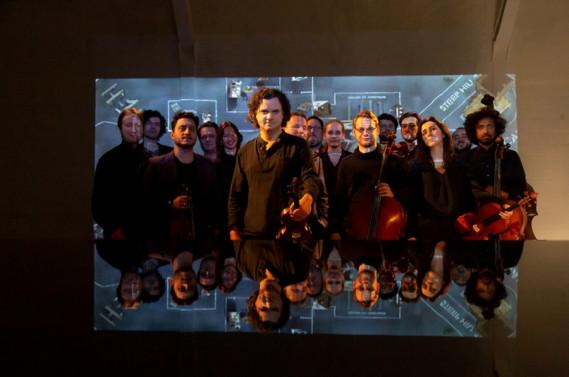 DOGMA CHAMBER ORCHESTRA fotografiert im Tonali Saal in Hamburg von Arne Mayntz am 5.12.2019Leitung: Mikhail Gurewitsc. Fotografiert am 28.1.2018 im Konzerthaus Dortmund von Arne Mayntz